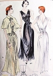 1950s GODDESS Nightgown and Boxy Bedjacket Pattern BUTTERICK 5523 DIAPHANOUS Pin Up Style Gown Perfect For Sheer Fabrics Bust 34 Quick n Easy Vintage Sewing Pattern