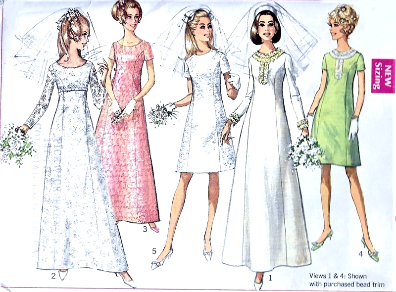 BRIDAL WEDDING PATTERNS
