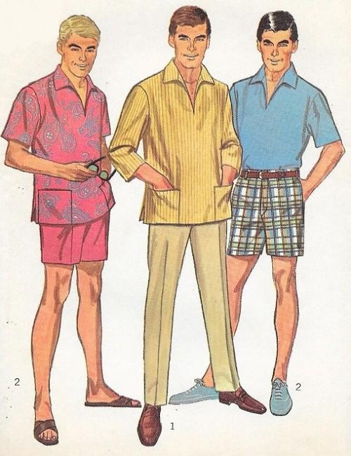 Teen Male Fashion Summer