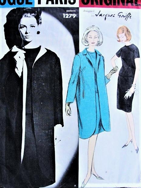 Vogue Paris Original 1269 Jacques Griffe