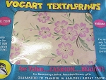 SWEET VINTAGE VIOLETS IRON ON HOT TRANSFERS PATTERN
