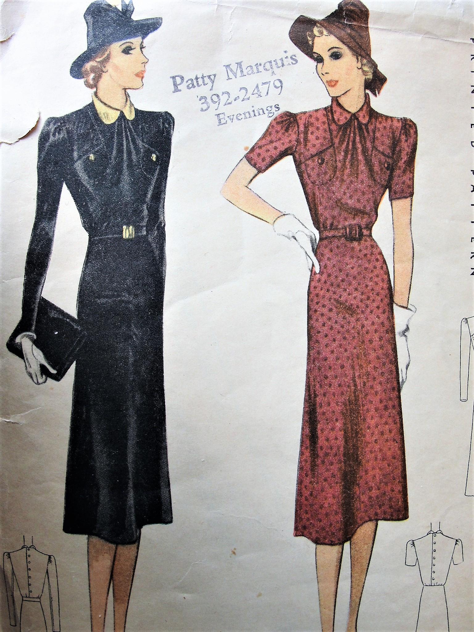 Vintage 1920s Peter Pan Collar Blouse