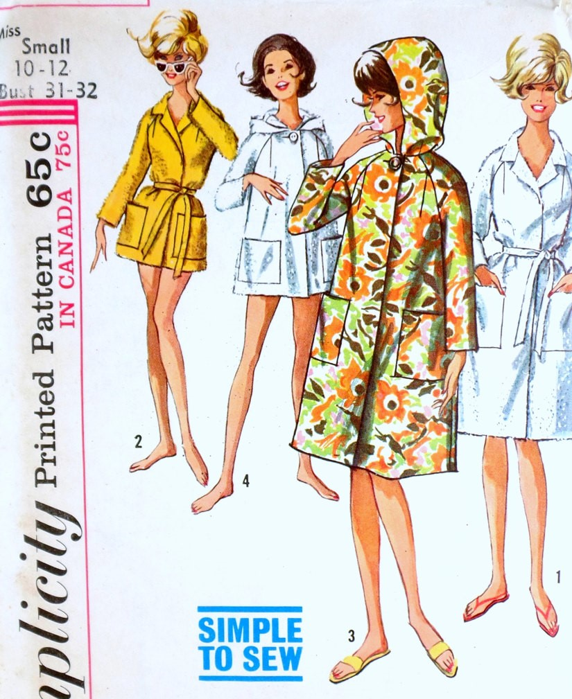 Robe Sewing Pattern Unique Inspiration Design