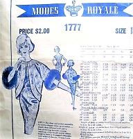 60s Elegant MODES ROYALE 1777 Cocktail Party Sheath Dress Flattering Shirred Details and Jacket Pattern Bust 34 Vintage Sewing Pattern