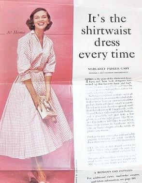 Retro Shirtwaist Dresses